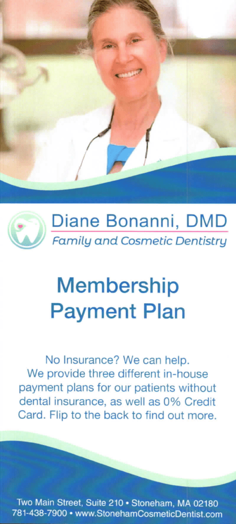 Bonanni Financing Info