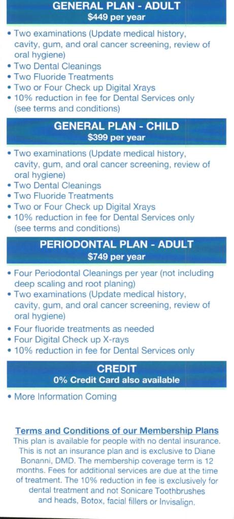 Bonanni Financing Info P2